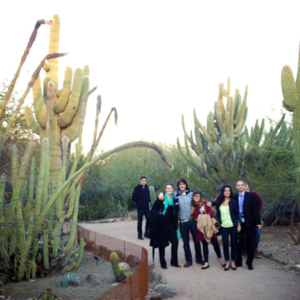 Fulbright Enrichment Seminars: Learning about Environmental Sustainability in Phoenix