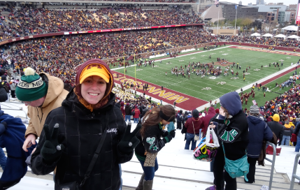My job as a Fulbright FLTA at the University of Minnesota