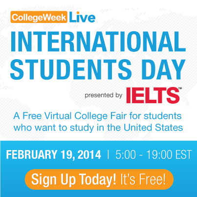 February 19, 2014: International Students Day
