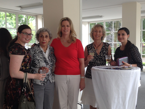 MtHolyoke Alumnae Gathering at the Georgian Embassy
