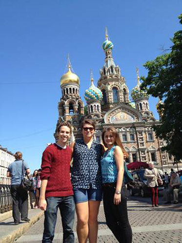 Networking in St. Petersburg