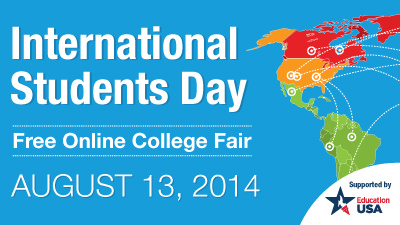 August 13, 2014: International Students Day