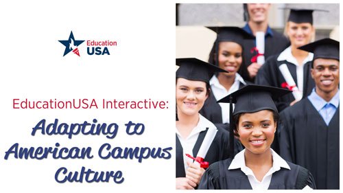 August 19, 2014: Adapting to American Campus Culture Webchat