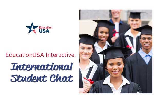 September 24, 2014: EducationUSA Interactive: International Student Chat