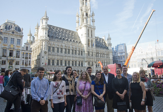 Fulbright Belgium and Luxembourg Orientation Briefing for U.S. Grantees