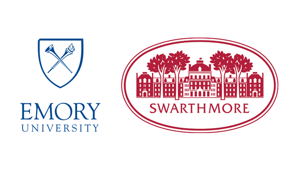 November 18, 2014: Emory University & Swarthmore College presentation