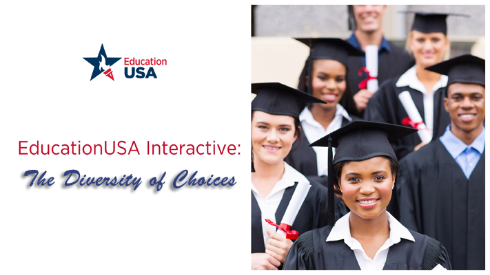 February 24, 2015: EducationUSA Interactive: The Diversity of Choices