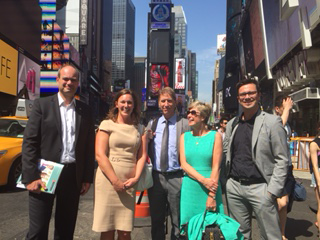 Academic Mission to New York City