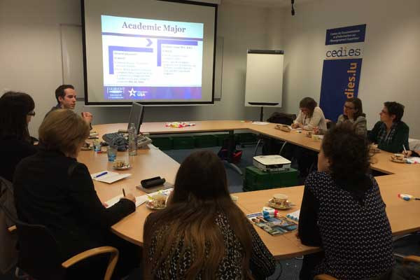 Fulbright Commission organizes CEDIES Training Session