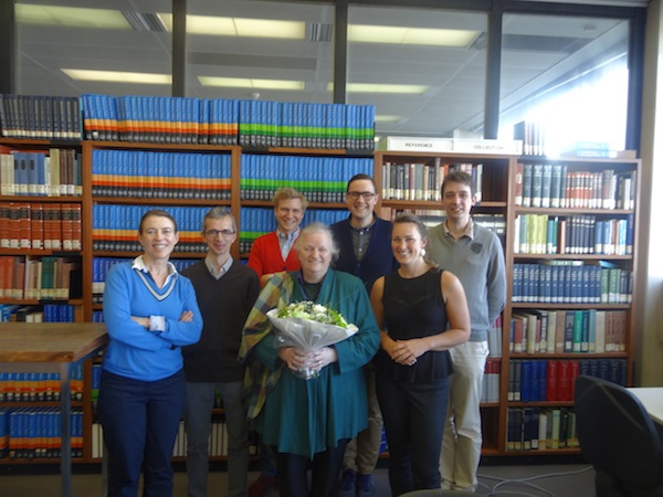 Farewell to FAAB's Nora Zonnekein