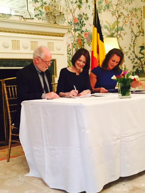 fulbright partnership agreements signing 4