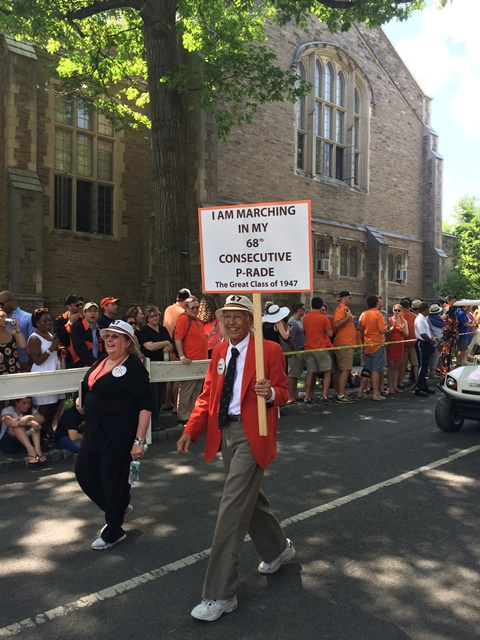More than a university, the Alma Mater: Feeling Part of a Community at the Princeton Annual Reunions