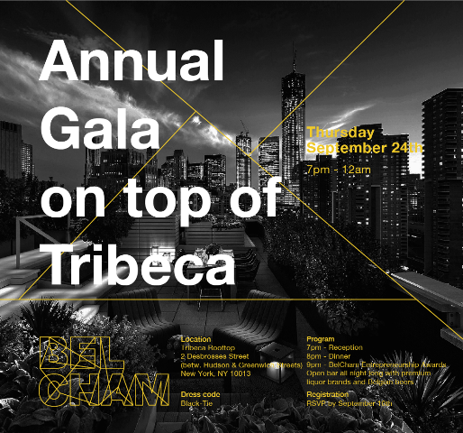 September 24, 2015: Belcham Annual Gala