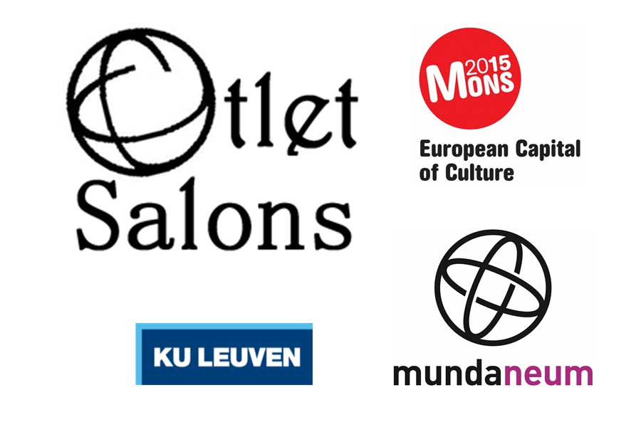 September 25, 2015: Mundaneum Edition of the Otlet Salons