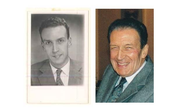 Camille Romus (3-26-1921 – 9-30-2015)